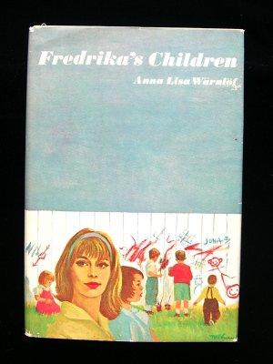 Fredrika's Children Anna Warnlof Sweden Child Care HC