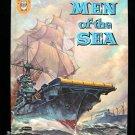 Men of the Sea Willa Morley Ocean Sailing Navy Ships HC
