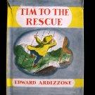 Tim to the Rescue Edward Ardizzone Sailor Vintage HCDJ