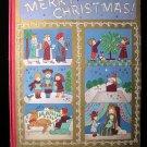 Merry Christmas Natasha Simkhovitch Vintage HC 1943