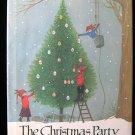 The Christmas Party Adrienne Adams Rabbits Animals HCDJ