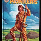 Pioneers Badger Book Robin King Charles Beck Vintage HC