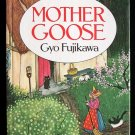 Mother Goose Gyo Fujikawa Nursery Rhymes Board Book
