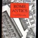 Rome Antics David Macaulay Architecture Constantine HC