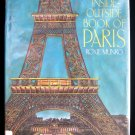 The Inside Outside Book of Paris Munro Eiffel Tower HC