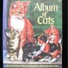 Album of Cats Bond Marge Opitz Burridge Vintage SC 1976