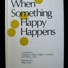 When Something Happy Happens Philip Smith Vintage 1971