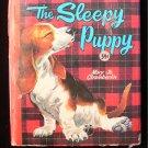 The Sleepy Puppy Mary Jo Chamberlin Beagle Winship 1961