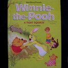 Winnie the Pooh Tight Squeeze Walt Disney Rabbit Piglet