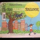 The Big Yellow Balloon Edward Fenton Ohlsson HCDJ 1967