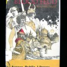 Blood Feud Rosemary Sutcliff Vikings England Denmark HC