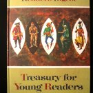 Reader's Digest Treasury for Young Readers Vintage 1961