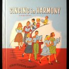 Singing in Harmony Enlarged Edition Pitts Glenn Watters