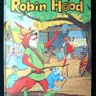Robin Hood Walt Disney Giant Golden Book Little John HC