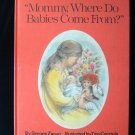 Mommy Where Do Babies Come From Birds and Bees Vintage