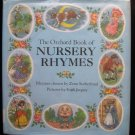 The Orchard Book of Nursery Rhymes Sutherland Jaques HC