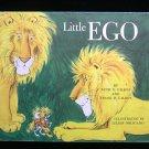 Little Ego Gilroy Lions Mouse Lilian Obligado Vintage