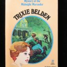 The Mystery of the Midnight Marauder Trixie Belden #30