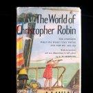 The World of Christopher Robin A.A. Milne Vintage HCDJ