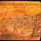 Henry Explores the Mountains Mark Taylor SIGNED 1st ED