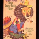 Richard Scarry's Best Story Book Ever Bedtime Poems HC