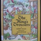 The King's Trousers Robert Kraus Fred Gwynne HCDJ 1981