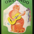 Orlando the Marmalade Cat A Camping Holiday Hale 1990