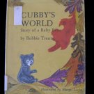 Cubby's World Baby Bear Trent Locke Vintage HCDJ 1966