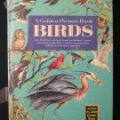 The Golden Picture Book of Birds Marjorie Hartwell 1959