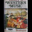 History of Western Music Christopher Headington HCDJ