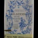 Aladdin and His Wonderful Lamp Leonard Lubin HCDJ 1982