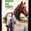 Horses and Ponies Judith Campbell Hamlyn Pointer Book