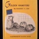 Golden Hamsters Herbert Zim Herschel Wartik Vintage HC