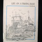 Life on a Fishing Boat Sketchbook Huck Scarry Vintage