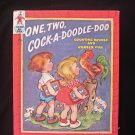 One Two Cock a Doodle Doo Counting Rhymes Number Fun HC
