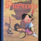 Walt Disney's Version of Pinocchio Movie Illustrations
