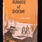 Range of Doom Tom Curry Vintage Western HCDJ 1966