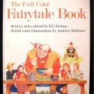 The Full Color Fairytale Book Skilleter Scriven Vintage