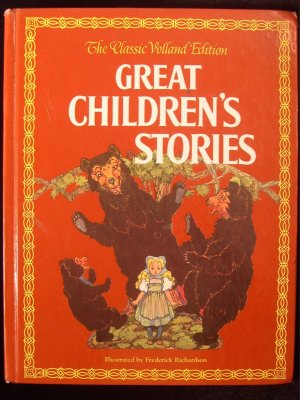 Great Children's Stories Classic Volland Edition 1972