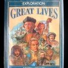 Great Lives  World Exploration Milton Lomask Vespucci