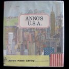 Anno's USA Mitsumasa Anno New World Panorama HCDJ 1983