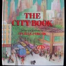 The City Book Lucille Corcos Giant Golden Book Vintage