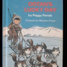 Ootah's Lucky Day Peggy Parish Funai Eskimo Dog Sled HC