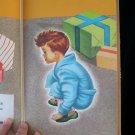 The Happy Birthday Book Grace Stern Carter Vintage HC