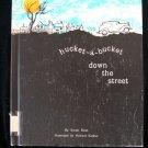 Hucket a Bucket Down the Street Rush Kodner Vintage HC