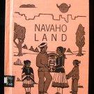 Navaho Land Solveig Russell Whitebead Vintage HC 1961