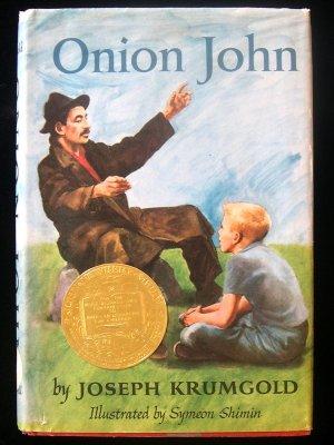 Onion John Joseph Krumgold Simeon Shimin Vintage HCDJ