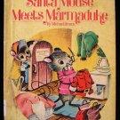 Santa Mouse Meets Marmaduke Michael Brown Christmas HC