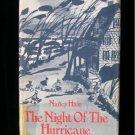 The Night of the Hurricane Nancy Hale Vintage HCDJ 1978