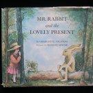 Mr. Rabbit and the Lovely Present Maurice Sendak HCDJ